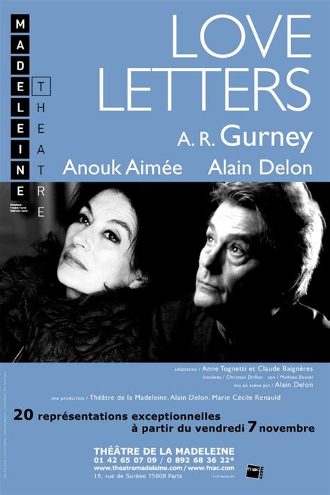 The Dining Room Ar Gurney by Love Letters Gurney Letter Sample