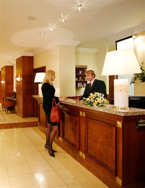 Hotel Front Desk by Hotel Management