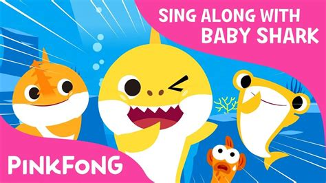 baby shark korean version lyrics s h a r k sing along with baby shark pinkfong songs