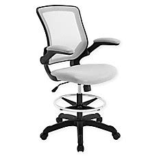 Modway Veer Drafting Stool Chair by Modway Veer Drafting Stool Bed Bath Beyond