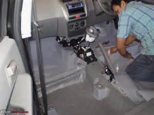 Floor Mats For Cars In Bangalore Pics Car Floor Vinyl Lamination Page 3 Team Bhp