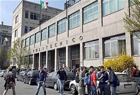 test d ingresso ingegneria biomedica boom di pre iscritti al politecnico a ingegneria crescono