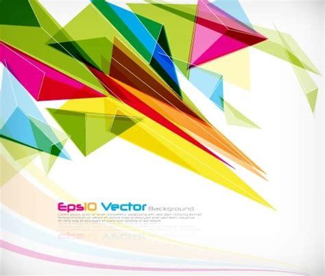 imágenes abstractas gratis vector triangle background free vector download 44 809
