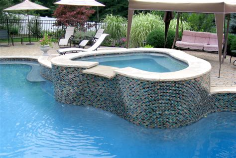 Swimming Pool Tile Design Nj Glass Tile Installation Swimming Pool Tiles Designs