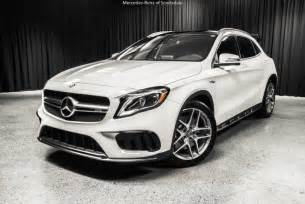 Mercedes Benze Gla 2018 Mercedes Gla 45 Amg 174 Suv Scottsdale Az 19109905