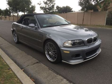 all car manuals free 2004 bmw m3 on board diagnostic system purchase used 2004 bmw m3 convertible 6 speed manual transmission in garden grove california