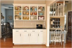 kitchen furniture hutch built in kitchen hutches ideas interior design ideas