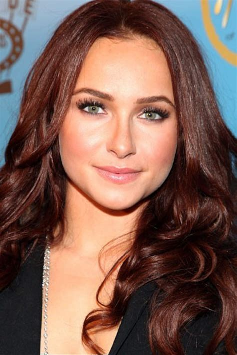 auburn brown hair color auburn hair color pictures