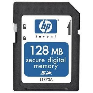 Memori Card Di Hp l1873a hp flash memory card