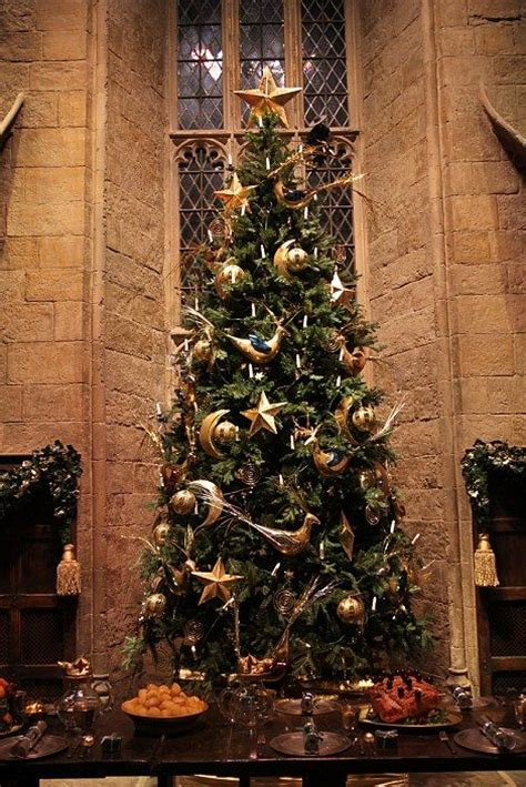 17 best ideas about hogwarts christmas on pinterest