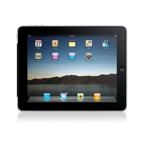 Tablet Apple 1 apple 32gb 1st wi fi tablet mb293ll a tablets
