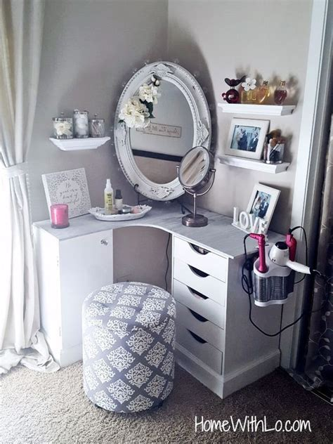 How To Apply Bedroom Makeup Best 20 Vanity Ideas On