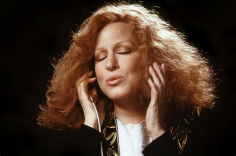the bette midler bette midler words and 2006 wfuv