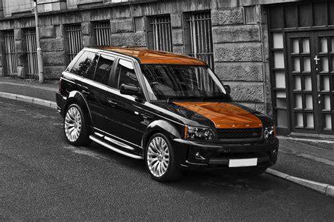 kahn range rover sport project khan s range rover sport vesuvius edition
