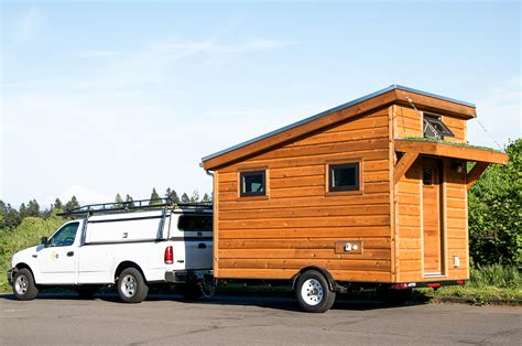 An Affordable Tiny House Design To Take Off The Grid Or Towing A Tiny House