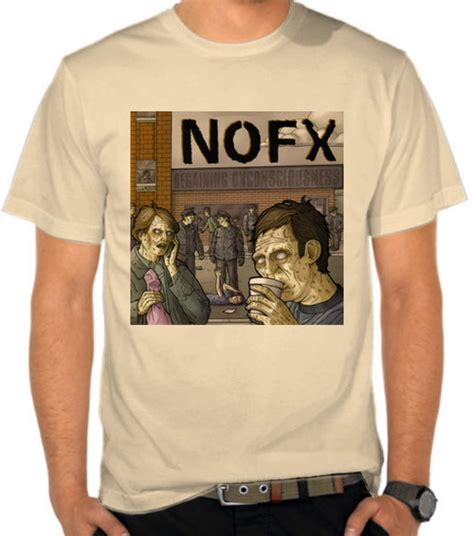 Kaos Nofx Tshirt Musik Rock Nofx 10 jual kaos nofx album artwork nofx satubaju