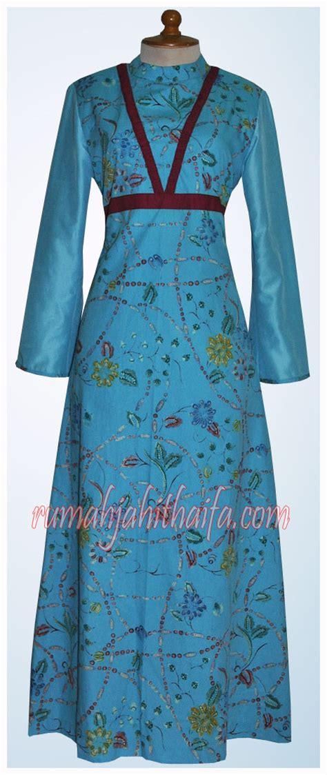 Gamis Br 03 gamis batik rumah jahit haifa newhairstylesformen2014
