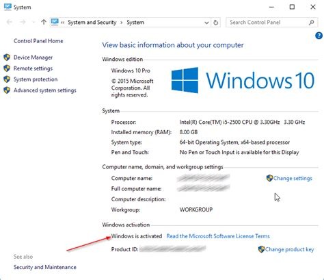 install windows 10 genuine how to check if your windows 10 is activated
