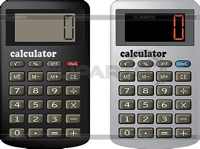 Self Detox Calculator by Financieras Fotos Stock Y Clipart Vectorial Eps Cliparto