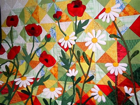 How To Make An Applique Quilt by Hoarding Applique Quilt From Exhibit In Istanbul A Photo