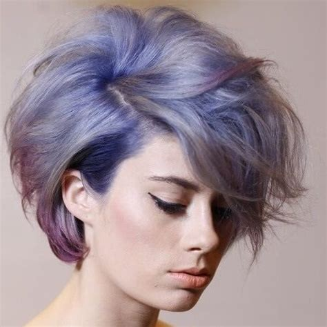 pastel hair colors for women in their 30s 50 super chic short haircuts for women hair motive hair