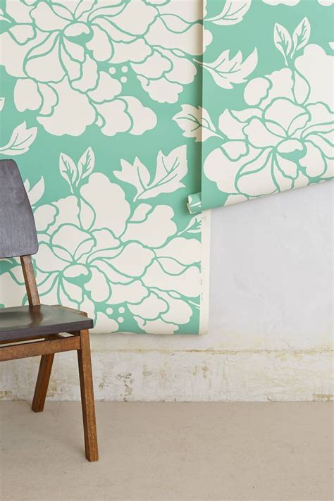 easy apply wallpaper floral wallpaper easy to apply and makes a bold