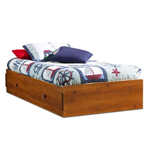 castle twin bed south shore sand castle twin mates bed sunny pine