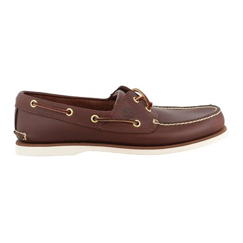 timberland icon boat shoes men s timberland icon classic 2 eye boat shoe peltz shoes
