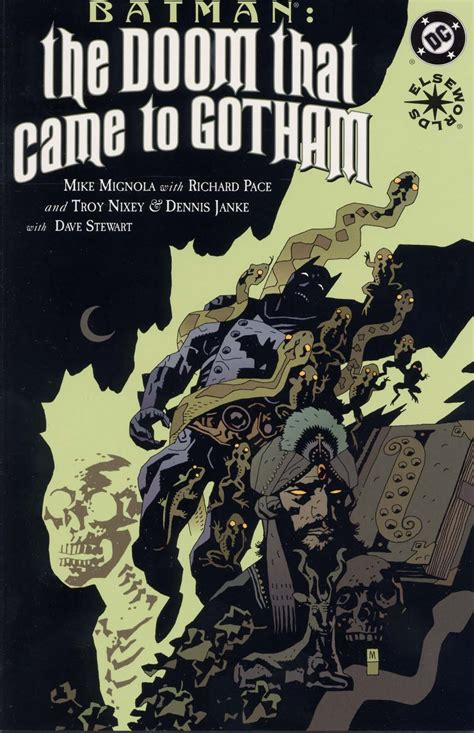 League Sigli Grey batman the doom that came to gotham vol 1 2 dc database