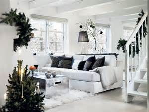 white home interior stylish black grey and white minimalist house in denmark
