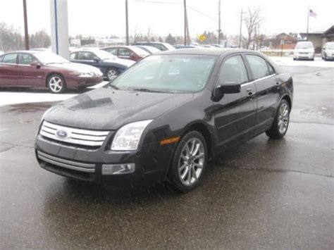 2009 ford fusion mpg 2009 ford fusion sel v6 mpg