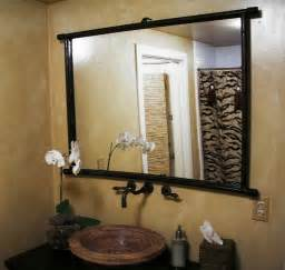 bathroom bathrooms ideas wood bathroom mirror ideas big bathroom mirror ideas ideas to frame a