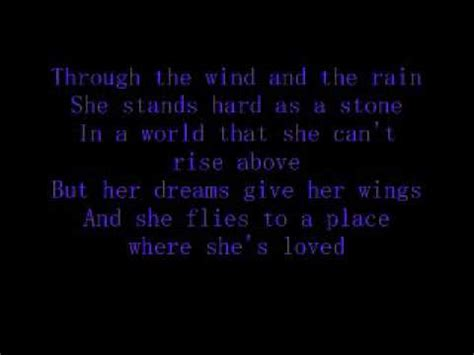 song lyrics martina mcbride martina mcbride concrete lyrics