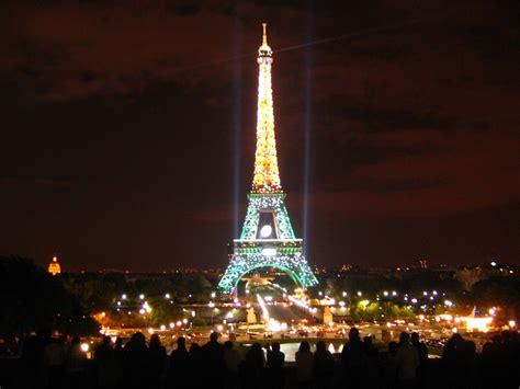 beautiful eiffel tower panoramio photo of beautiful eiffel tower at night