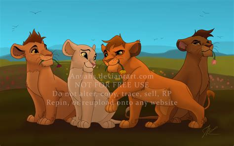 Disney The Brave Little Toaster Lion King Sarafina And Her Mate