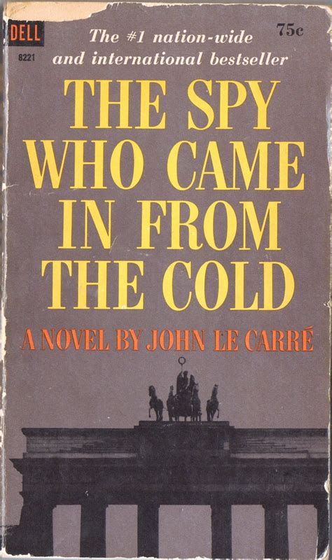 the spy who came in from the cold john lecarr 233 victor golloncz 1963 penguin audio narrator