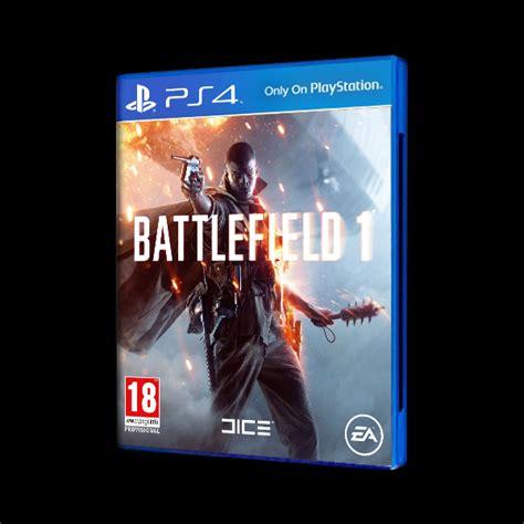 Kaset Ps 4 Battlefield 1 характеристики видеоигра battlefield 1 ps4 зона51