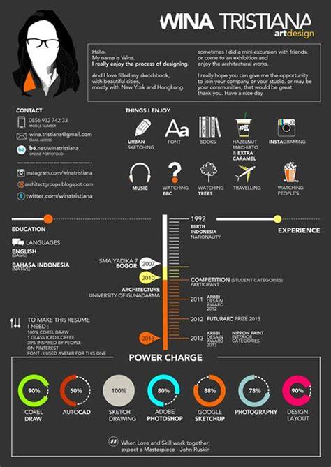 contoh layout portfolio contoh desain curriculum vitae cv kreatif 1000