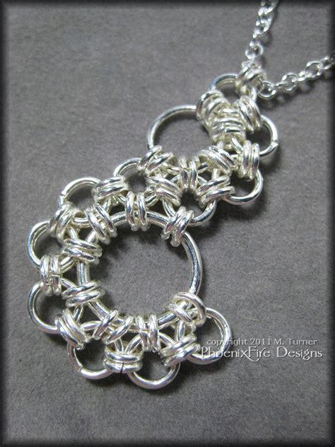 Handmade Chain Designs - chainmail 187 phoenixfire designs the