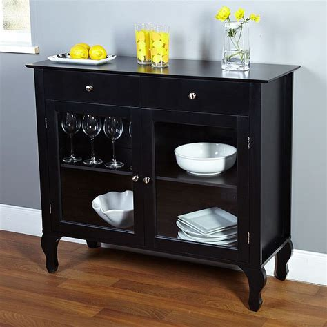 dining room buffet table black buffet sideboard buffet credenza dining room buffet