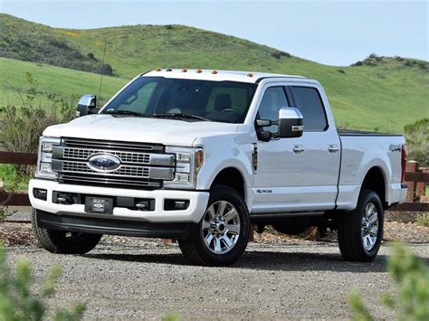 Ford Platinum F250 Misubishi S Outlander Delays Ford S Clean Water Car And