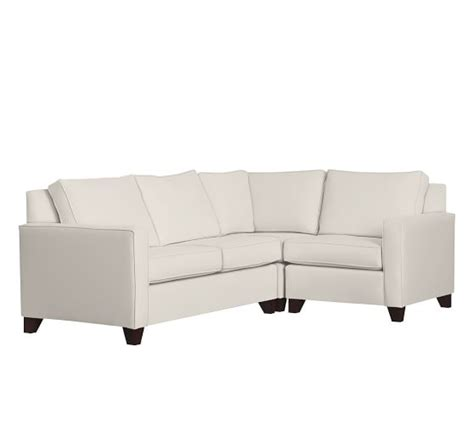 pottery barn cameron sectional pottery barn upholstered sofas sectionals armchairs sale