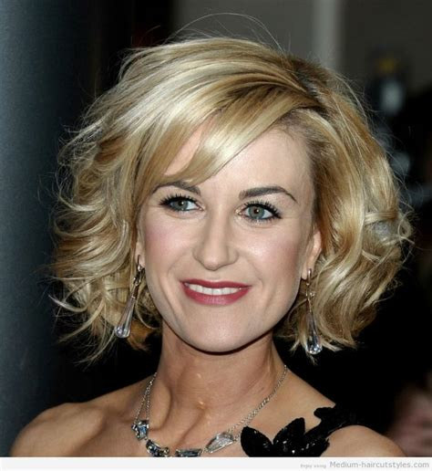 medium length hairstyles 2014 over 50 rts programme awards 2009 arrivals medium length