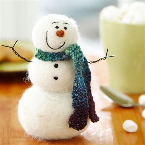 crafts snowman felted frosty the snowman craft pictures photos and