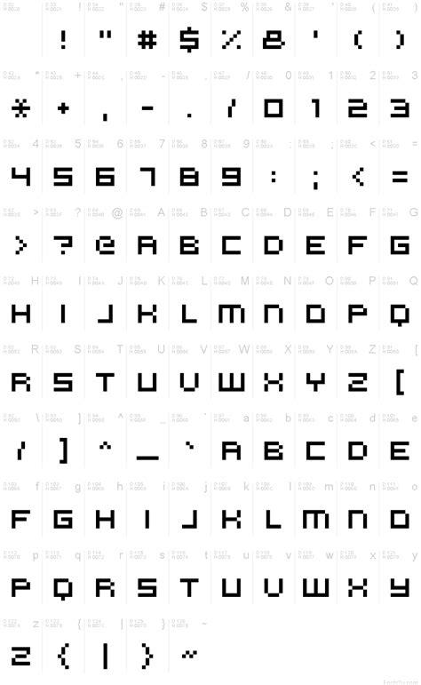 Virtual DJ font