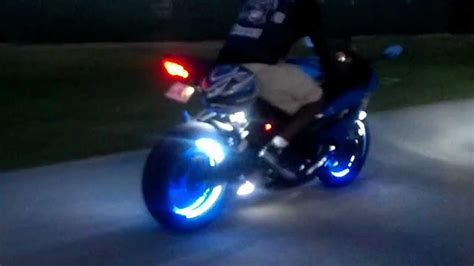 zx6r led wheel kit