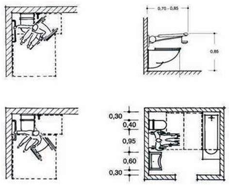 rollstuhlgerechte badezimmer grundrisse barrierefreies bauen ist ein zukunftsmarkt