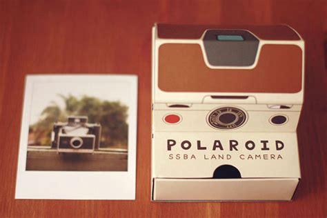 polaroid paper pinhole photography 10 paper cameras for photograph