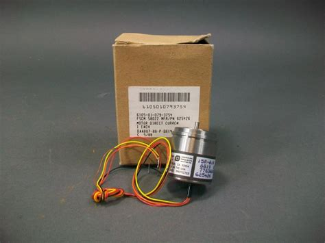 direct current motor american precision direct current motor 625426 new