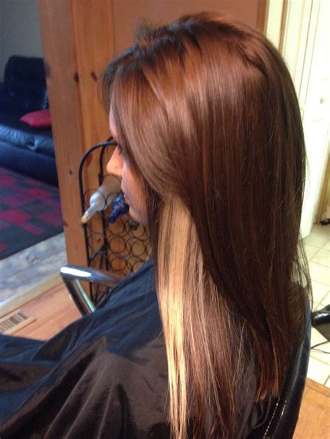 what is hair chunking best 25 blonde chunks ideas on pinterest